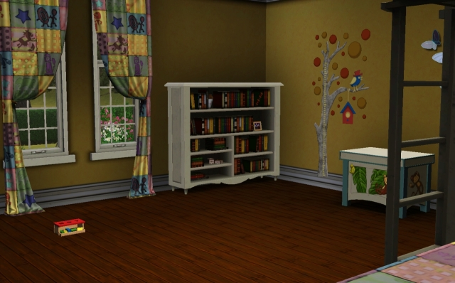 Nursery/Child's room