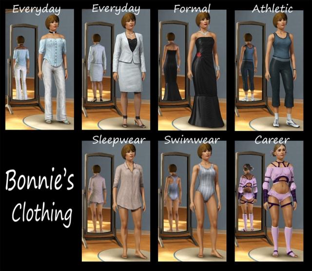Bonnie's Clothing