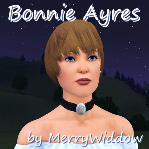 MerryWiddow's Sims & Households Bonniecoverjpg