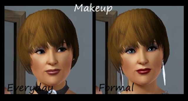 Bonnie's Makeup