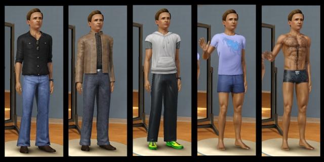 Bryan's Clothing