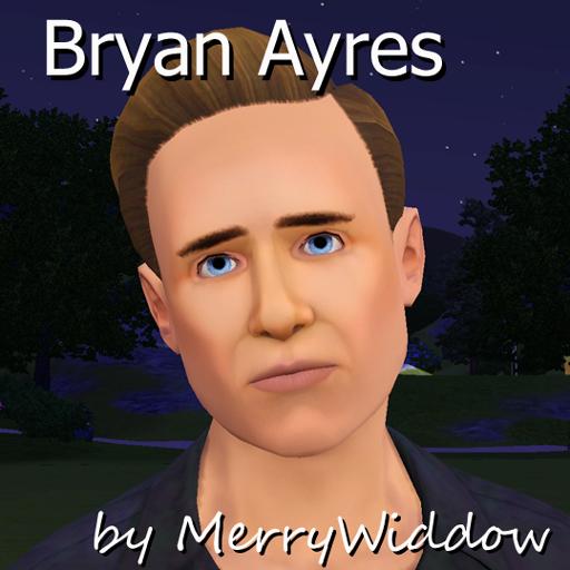 MerryWiddow's Sims & Households Bryancoverjpg