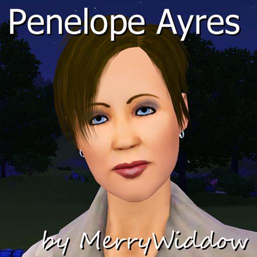 MerryWiddow's Sims & Households Penelopecoverjpg