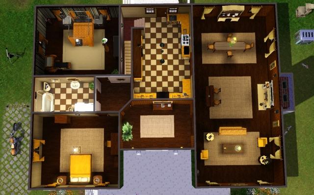 Main Floor overview