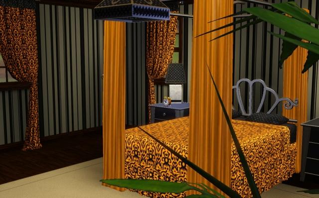 Hetty's Bedroom